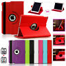 360° Rotating Smart Leather Book Stand Case Cover For APPLE iPad Mini 1,2,3,4