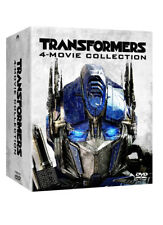 Transformers Quadrilogia Cofanetto (4 Dvd) PARAMOUNT