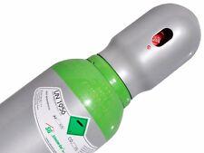 Bouteille de gaz 8 litres ARGON (82%) + CO2 (18%) inerte usine de MIG