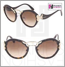 dbbab24051e Authentic PRADA Womens Sunglasses Pr09ts Havana 2au6s1 Size 54