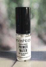 Smashbox Photo Finish PRIMER WATER Set & Refresh Spray 5ml Travel *FAST POST*