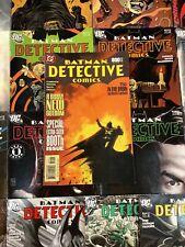 DETECTIVE COMICS #800-825 BATMAN Comic Book LOT LAPHAM ROBINSON PAUL DINI JOCK