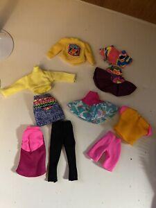 skipper clothes lot 10 item lot tops skirts leggings