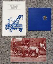 """USPS Lot of 3 Stamp Bi-Folders from 1987, 88 & 91 """" S E E  P I C T U R E S  """""""