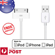 USB Charger Sync Data Cable for New iPad 2 3 iPhone 4 4S 3G 3GS iPod Nano Z412BF
