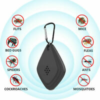 Flealess Ultrasonic Flea Tick Repeller - 100% ORIGINAL - Free Shipping N