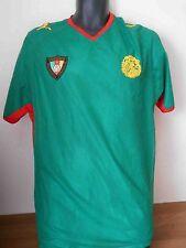Cameroon Home Mesh Shirt ( 2008/2009) large men's #415