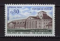 FRANCIA/FRANCE 1970  MNH SC.1285 Royal Salt works,Arc et Senans