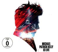 MICHAEL PATRICK KELLY - ID-LIVE  CD+DVD+BLU RAY NEU