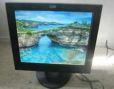 IBM 6637-ABO computer screen (tested)