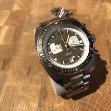 Zodiac Sea Dragon Chronograph Swiss Made Watch On Bracelet