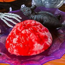 Spooky Plastic Brain Shaped Gelatin Molds US Seller Free Shipping
