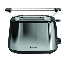 Hotpoint My Line TT22MDX0 2 Slice Toaster, Stainless Steel