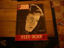 magazine hebdomadaire NUIT ET JOUR  n°51  1945 viet minh