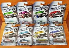 Hot Wheels 2018 50TH ANNIVERSARY ZAMAC Complete Set of 8 - Factory Fresh (A+/A+)