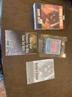 Revenge of Drancon Sega Game Gear Complete Box Game MAnual  plastic