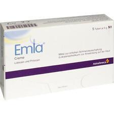 EMLA crema + 12 Tegaderm Parche 5x5 g PZN38876