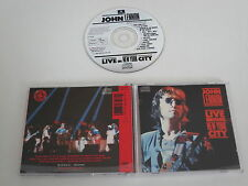 JOHN LENNON/LIVE EN NEW YORK(CAPITOL CDP 7 46196 2 ) CD ÁLBUM