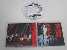 JOHN LENNON/LIVE IN NEW YORK(CAPITOL CDP 7 46196 2 ) CD ALBUM