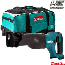 Makita DJR186Z 18v LXT Reciprocating Sabre Saw Body Only With LXT600 Bag