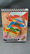 318- MIS MOSAICOS FEBER- SIN USAR AÑOS 80