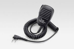 ICOM HM-186LS Small Speaker Microphone for IC-DPR3