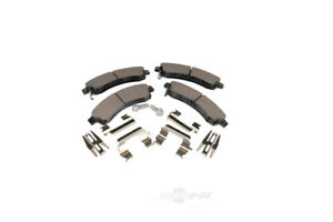 Disc Brake Pad Set Front ACDelco GM Original Equipment 171-833