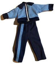 My Friend Fisher Price Doll Outfit Blue Jogging Outfit (4)