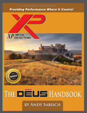 Xp Deus HandBook Revised Edition.Signed by the Author with Bonus