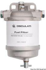 Filtro separatore acqua/carburante tipo CAV 296 | Marca Osculati | 17.666.00