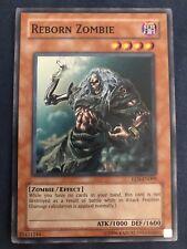 Reborn Zombie Yugioh Card Genuine Yu-Gi-Oh Trading Card