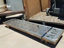 New listing Bridgeport Ez trak Sub Plate Subplate -12 X 48 X 1-1/4