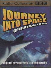 JOURNEY INTO SPACE: OPERATION LUNA ~ BBC Radio Collection 4-Cassette Audiobook