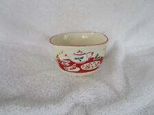 Lenox Holiday Nut Bowl ~Candy Dish Cupcakes and Tea~Decor!