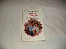 Harlequin Presents: A Time to Dream by Penny Jordan (1993, Paperback)