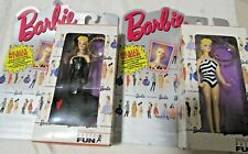 "Vintage Set of 2 BARBIE Keychains Mattel"" Basic Fun&Solo in the Spotlight1995"""