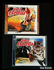 DISCO ESTRELLA Vol 2.  2 CD. Brand New & Sealed