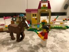 LEGO Juniors Pony Horse Farm 10674 with Instructions and Pink Box