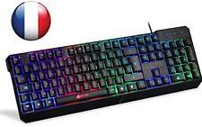 Claviers et pavés numériques jeux avec clavier avec fil
