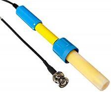 MILWAUKEE Elettrodo pH doppia giunzione per acquari Connettore BNC Metri 2 Sonda