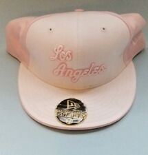 Los Angeles Lakers Pink New Era NBA Fitted Hat 7-7/8 NWT
