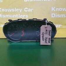 SEAT IBIZA MK2 S 93-02 PETROL SPEEDOMETER INSTRUMENT CLUSTER