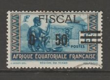 France Africa Colonies fiscal revenue stamp 7-11-20-