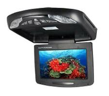 "CKO 9"" Car Flip Down Roof Screen With Built In DVD player"