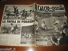IL CALCIO E CICLISMO ILLUSTRATO 1963/16=JUVENTUS PALERMO=GENOA MANTOVA=