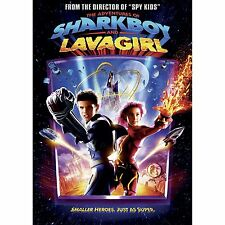 The Adventures of Shark Boy and Lava Girl - 2D  - NEW DVD