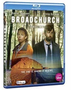 Broadchurch Series Two [Blu-ray] [DVD][Region 2]