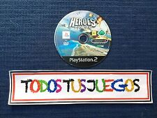 Heroes Of The Pacific Play Station 2  Playstation BUENA CONDICION