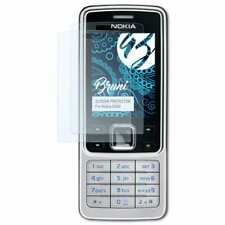 Bruni 2x Protective Film for Nokia 6300 Screen Protector Screen Protection
