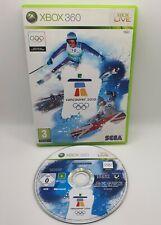 Vancouver 2010 das offizielle Olympische Winter Spiele Xbox 360 UK